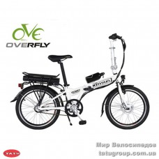 велосипед 20 Electric Bike OVERFLY XY-Foldy складн.