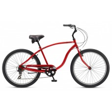 Велосипед 26 Schwinn Corvette  dark red